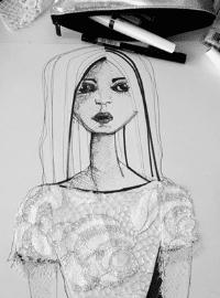Marylis sketch